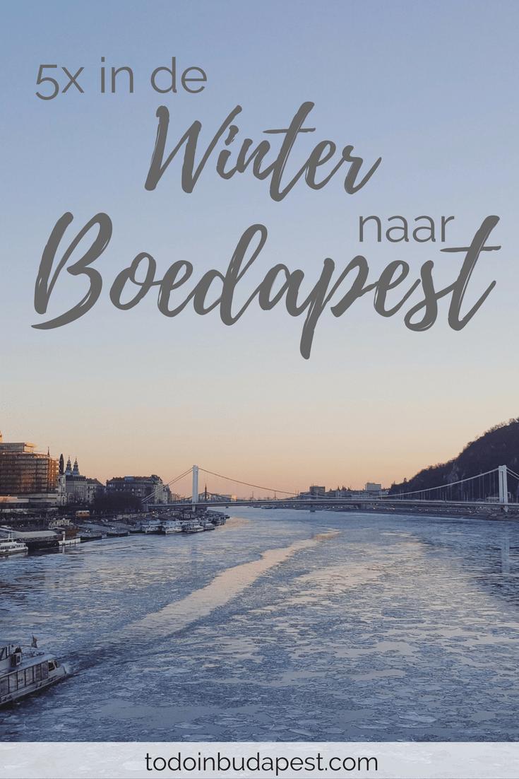In de winter naar Boedapest? Het is koud, maar is genoeg te doen! Ik deel een aantal tips op doeninboedapest.nl
