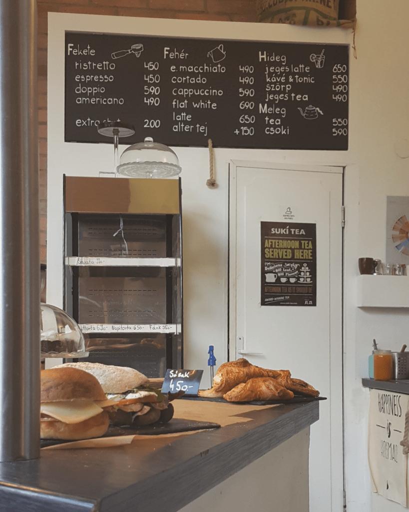 De 5 populairste cafés om te ontbijten in Boedapest Featured Image