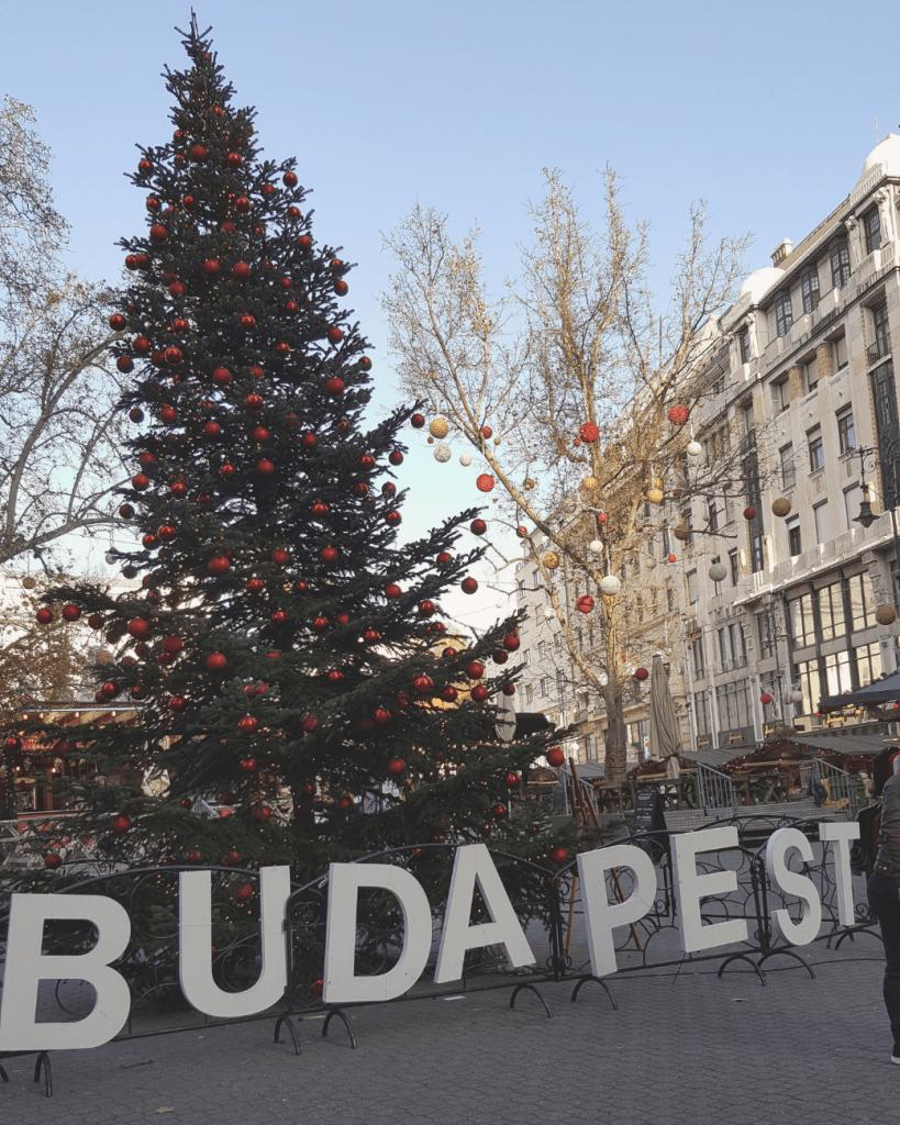 In de winter vind je in Boedapest diverse kerstmarkten. Ze zijn laat in de middag en 's avonds het gezelligste! Dan zijn de lichtjes aan en is het wat drukker.